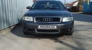 Audi A4 2002 года за 2 180 000 тг. в Алматы
