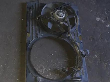 Вентилятор охлаждения на гольф 4 за 586 тг. в Караганда