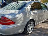 Mercedes-Benz S 320 2003 года за 4 000 000 тг. в Кызылорда – фото 4