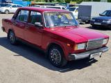 ВАЗ (Lada) 2107 2007 года за 530 000 тг. в Петропавловск