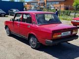 ВАЗ (Lada) 2107 2007 года за 530 000 тг. в Петропавловск – фото 4