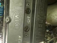 Рио 2005 1.5 двигатель привозной контрактный с гарантией за 175 000 тг. в Караганда