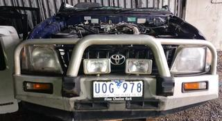 Передний бампер на Toyota Land Cruiser Prado 95 за 101 тг. в Алматы