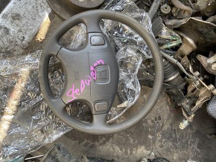 Руль Honda Stepwgn (1996-2001) за 15 000 тг. в Алматы