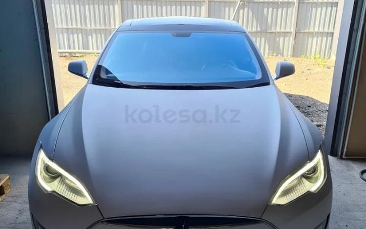 Tesla Model S 2013 года за 19 900 000 тг. в Караганда