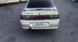 ВАЗ (Lada) 2110 (седан) 2003 года за 620 000 тг. в Караганда – фото 5