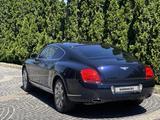 Bentley Continental GT 2006 года за 15 500 000 тг. в Алматы