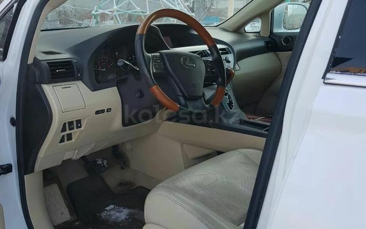 Lexus RX 350 2012 года за 11 799 000 тг. в Костанай