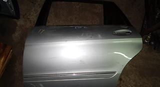 Дверь задняя левая (серебро) за 78 000 тг. в Алматы