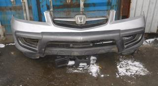 Накладка на передний бампер Acura MDX за 55 000 тг. в Алматы