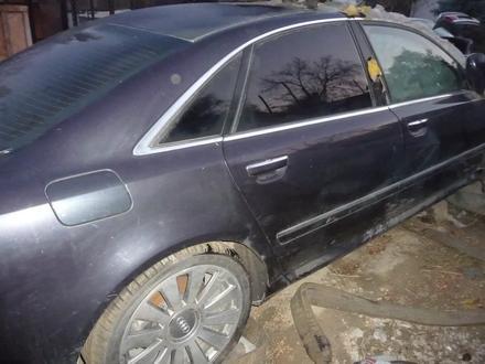 Передняя дверь, задняя дверь Audi a8 d3 двери петли замки за 40 000 тг. в Алматы – фото 4