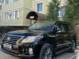 Lexus LX 570 2011 года за 19 500 000 тг. в Актобе – фото 3