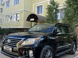 Lexus LX 570 2011 года за 19 500 000 тг. в Актобе – фото 5