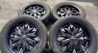 Диски Dolce Wheels. Комплект дисков. R 20 крепеж 6х139, 7 за 90 000 тг. в Семей