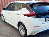Nissan Leaf 2019 года за 12 900 000 тг. в Нур-Султан (Астана) – фото 5