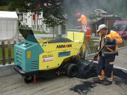 Ammann  AFW 150G тротуарный 2018 года в Кокшетау – фото 2