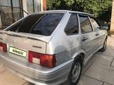 ВАЗ (Lada) 2114 (хэтчбек) 2010 года за 890 000 тг. в Тараз – фото 4