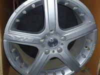 Комплект новых дисков r17 5*114.3 за 170 000 тг. в Нур-Султан (Астана)