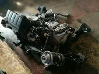 Двигатель навесное коробка на мерседес w168 за 101 тг. в Алматы