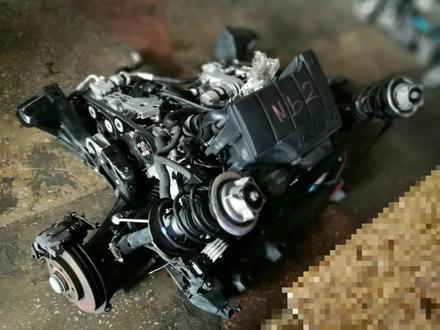 Двигатель навесное коробка на мерседес w168 за 101 тг. в Алматы – фото 3