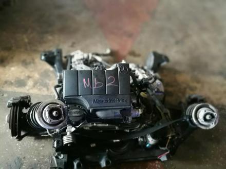 Двигатель навесное коробка на мерседес w168 за 101 тг. в Алматы – фото 4
