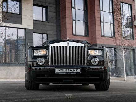Rolls-Royce Phantom 2003 года за 43 000 000 тг. в Алматы – фото 4