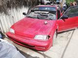 Honda Civic 1991 года за 580 000 тг. в Алматы – фото 2