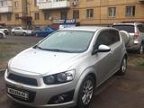Chevrolet Aveo 2013 года за 3 700 000 тг. в Нур-Султан (Астана)