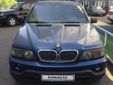 BMW X5 2001 года за 2 800 000 тг. в Алматы