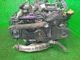 Двигатель SUBARU LEGACY BP5 EJ203 2006 за 256 000 тг. в Костанай – фото 2