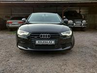 Audi A6 2012 года за 8 445 431 тг. в Алматы