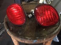 Задние стоп на багажники Luxes GS 300 за 5 000 тг. в Алматы