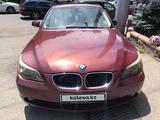 BMW 530 2005 года за 4 600 000 тг. в Алматы – фото 3