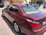 BMW 530 2005 года за 4 600 000 тг. в Алматы – фото 5