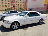 Mercedes-Benz CL 500 1995 года за 1 500 000 тг. в Актау