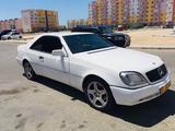Mercedes-Benz CL 500 1995 года за 1 500 000 тг. в Актау – фото 3