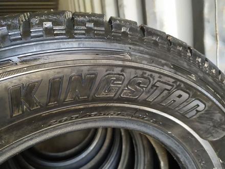 Зимние шины 265 65R17, Kingstar. за 90 000 тг. в Алматы – фото 3