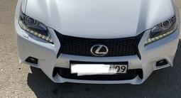 Lexus GS 250 2013 года за 12 500 000 тг. в Жезказган – фото 3