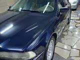 BMW 523 1998 года за 2 800 000 тг. в Шымкент – фото 4