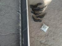 Крепление подножек порогов и левая подножка за 5 000 тг. в Алматы
