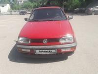 Volkswagen Golf 1992 года за 1 300 000 тг. в Алматы