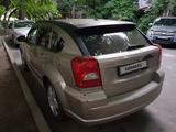 Dodge Caliber 2008 года за 2 350 000 тг. в Алматы – фото 4