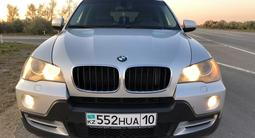BMW X5 2007 года за 7 000 000 тг. в Костанай