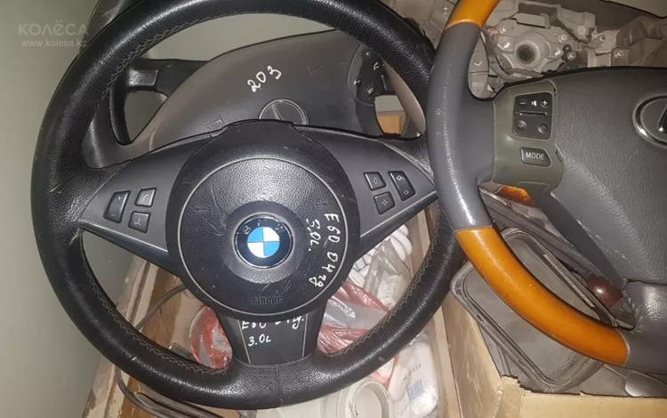 Руль на Bmw e65 за 141 тг. в Шымкент