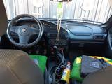 Chevrolet Niva 2014 года за 2 600 000 тг. в Кызылорда – фото 4