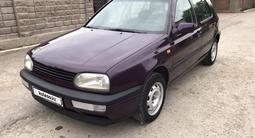 Volkswagen Golf 1993 года за 1 600 000 тг. в Кордай – фото 3