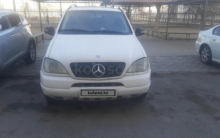 Mercedes-Benz ML 430 2001 года за 3 000 000 тг. в Актау