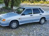 ВАЗ (Lada) 2115 (седан) 2006 года за 1 000 000 тг. в Талдыкорган – фото 4