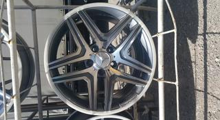 Комплект дисков r 17 5 112 мерседес за 160 000 тг. в Шымкент