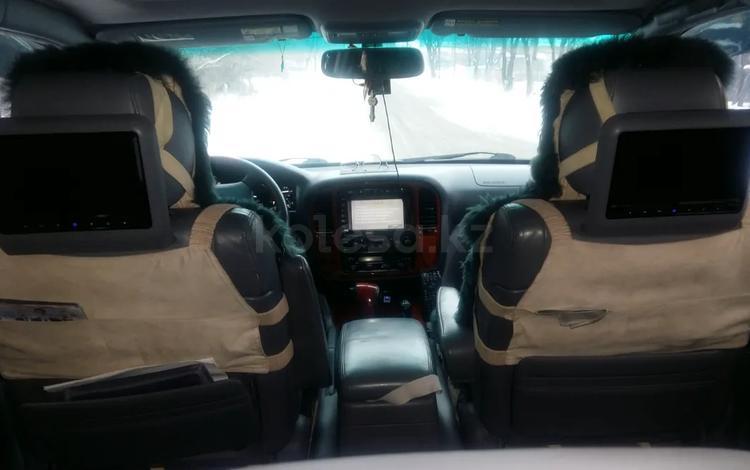 Lexus LX 470 2001 года за 6 300 000 тг. в Алматы